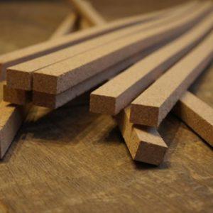 Cork Expansion Strips