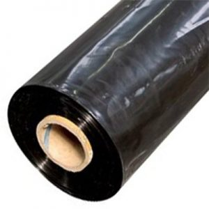 Embelton Floortech Timber Floors Accessories Underlay 200 MICRON BLACK PLASTIC