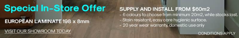 Floortech Timber Floors Banner